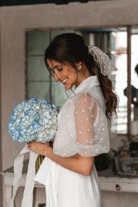 novia civil plumeti invitada perfecta
