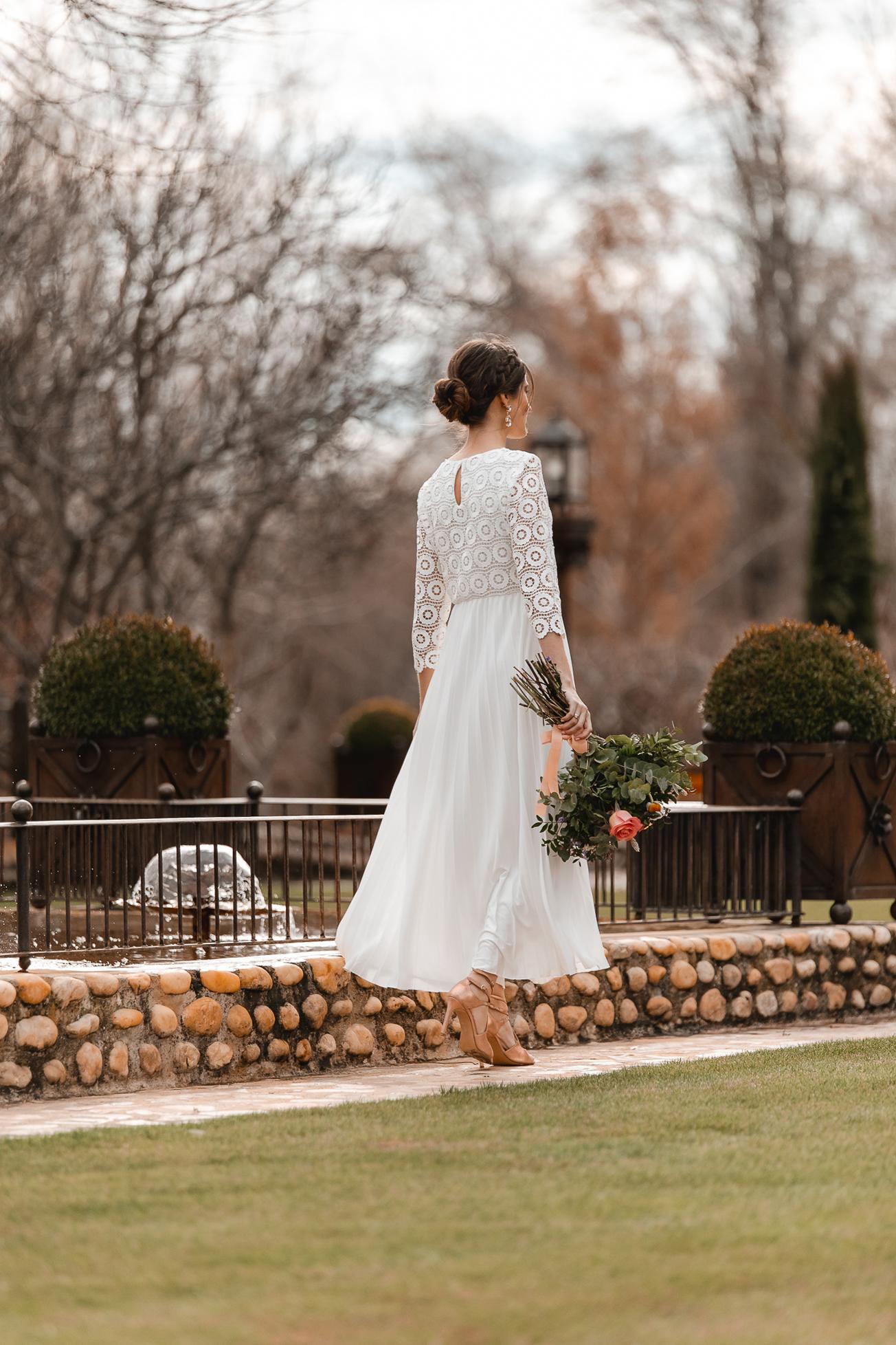 novia lowcost invitada perfecta
