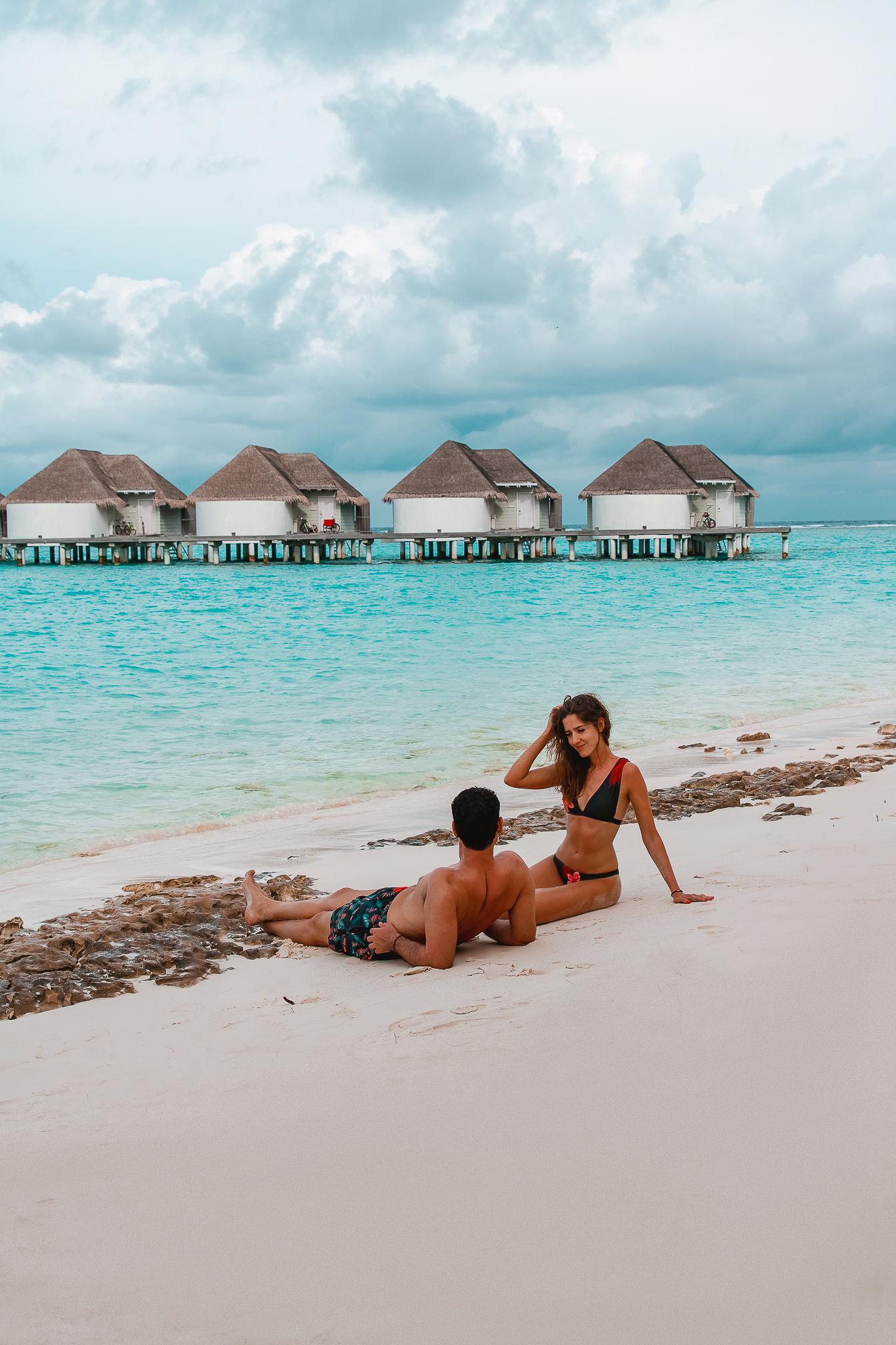 invitada perfecta maldivas