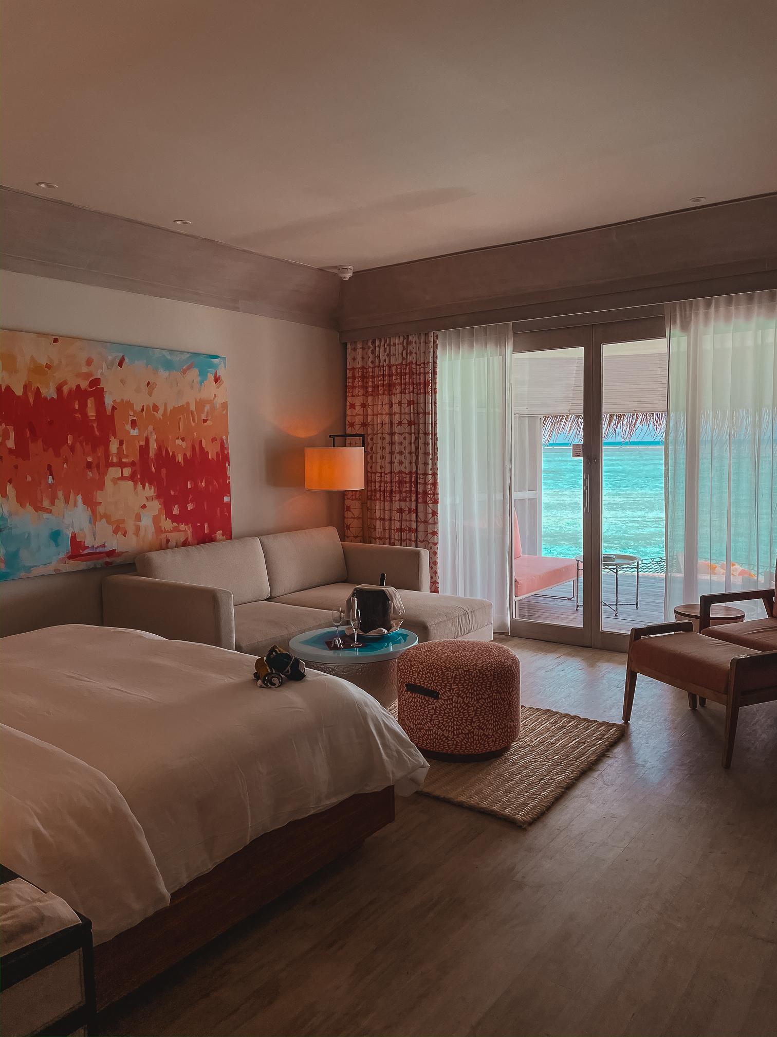 hotel luna miel maldivas