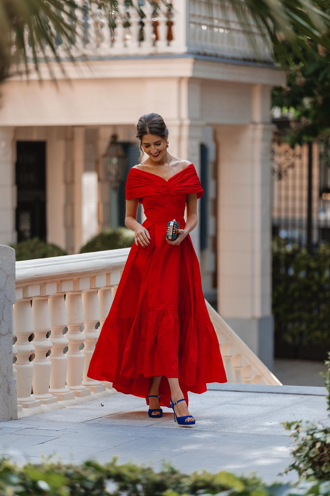 invitada boda noche 2021 vestido