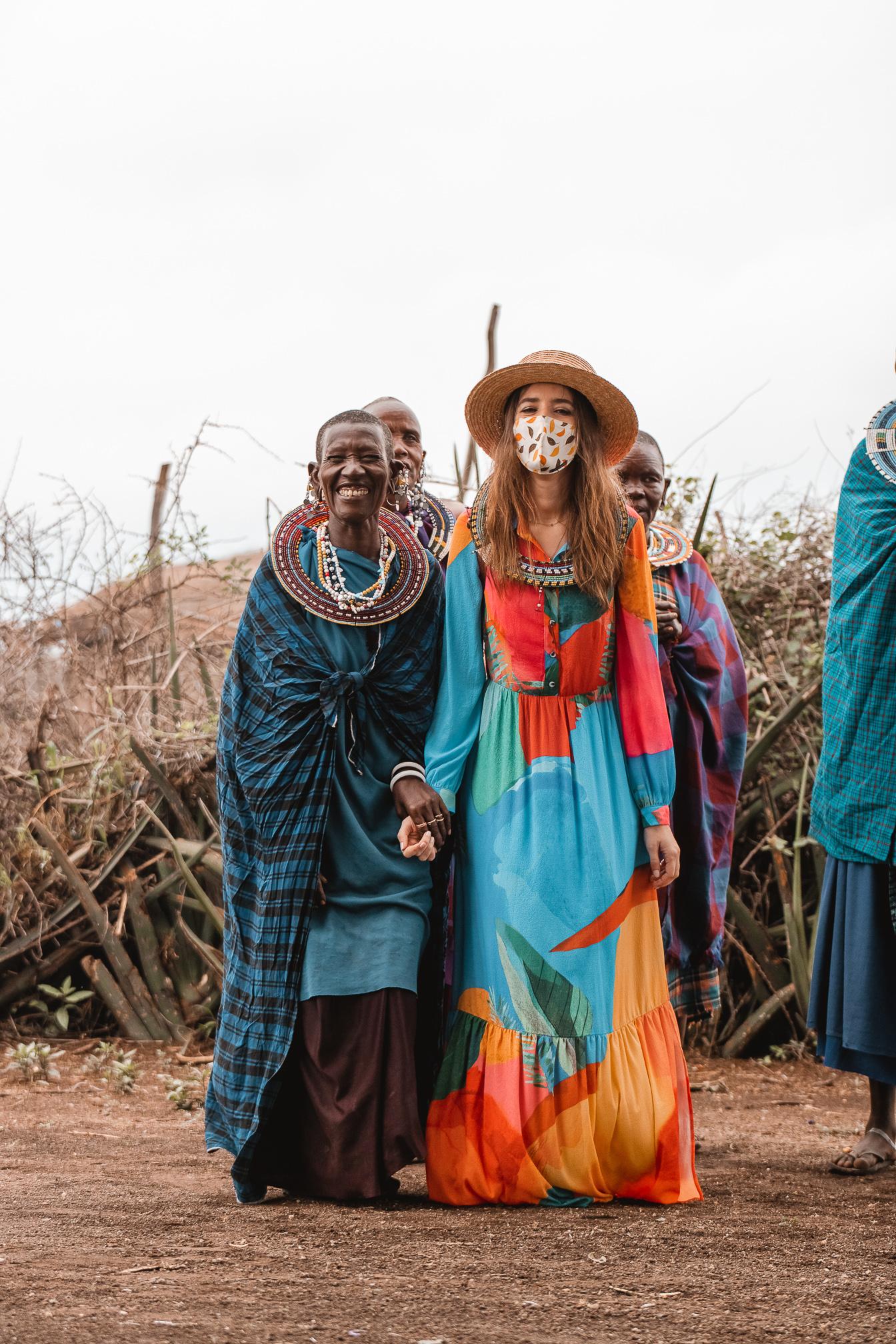 visita masai tanzania