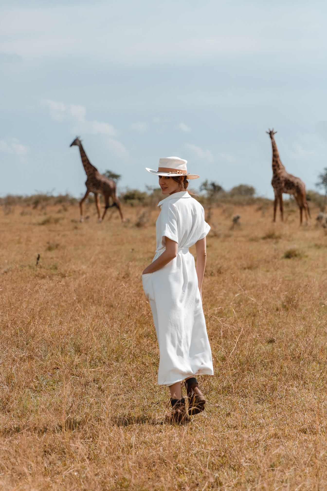 invitada perfecta viaje tanzania