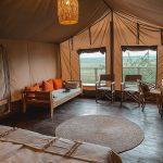 campamento safari tanzania