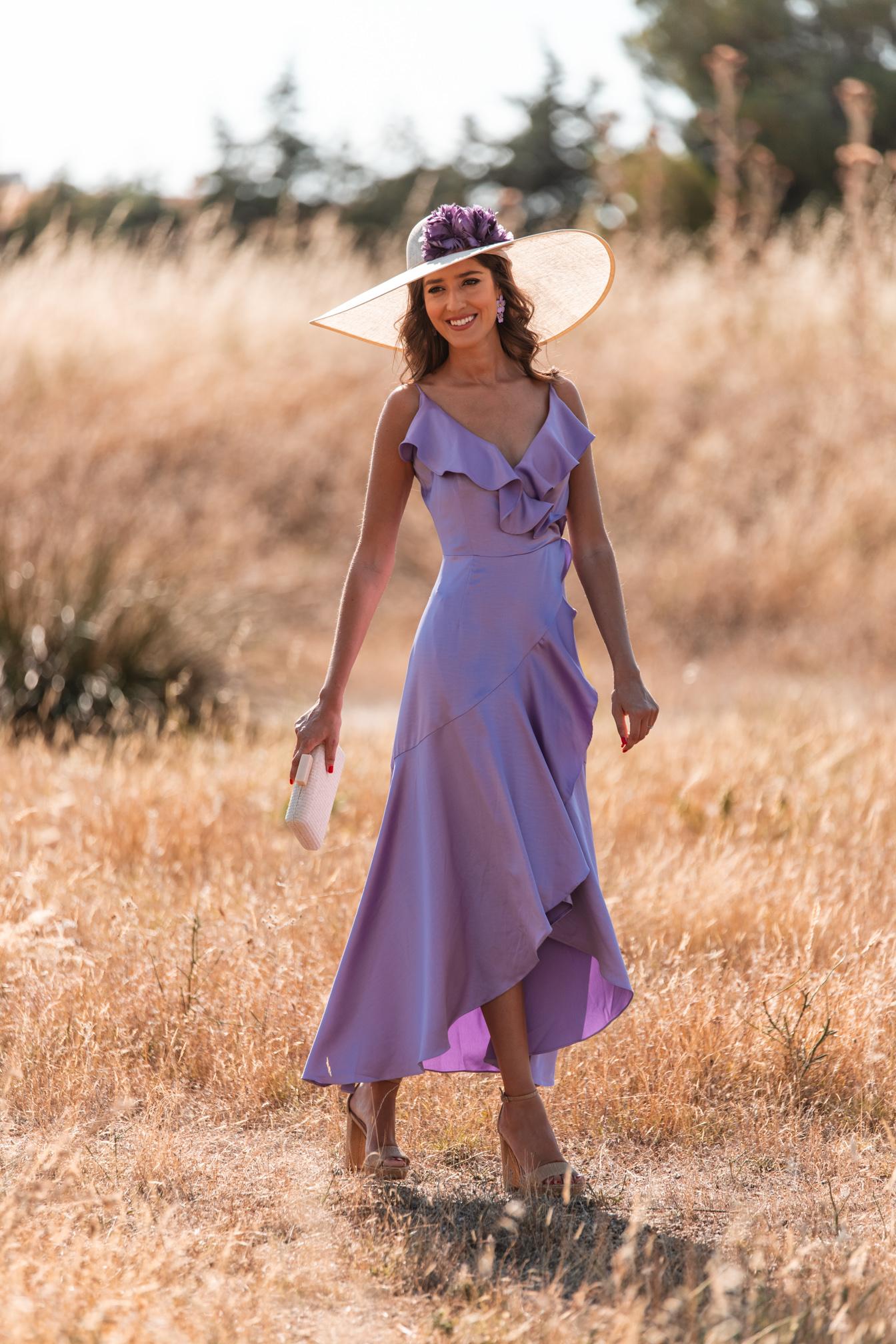 invitada perfecta vestido tirantes boda