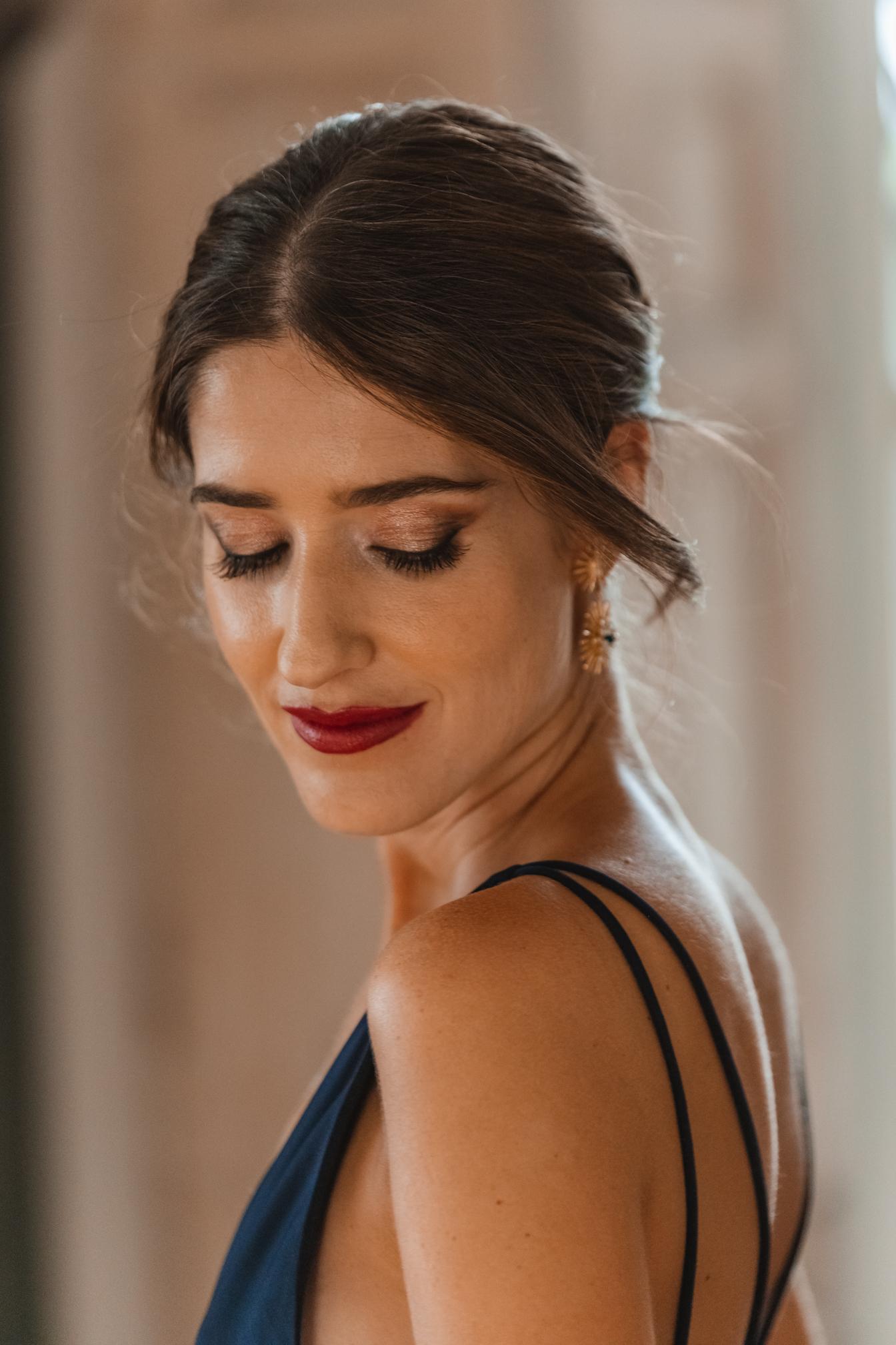 maquillaje novia invitada 2021