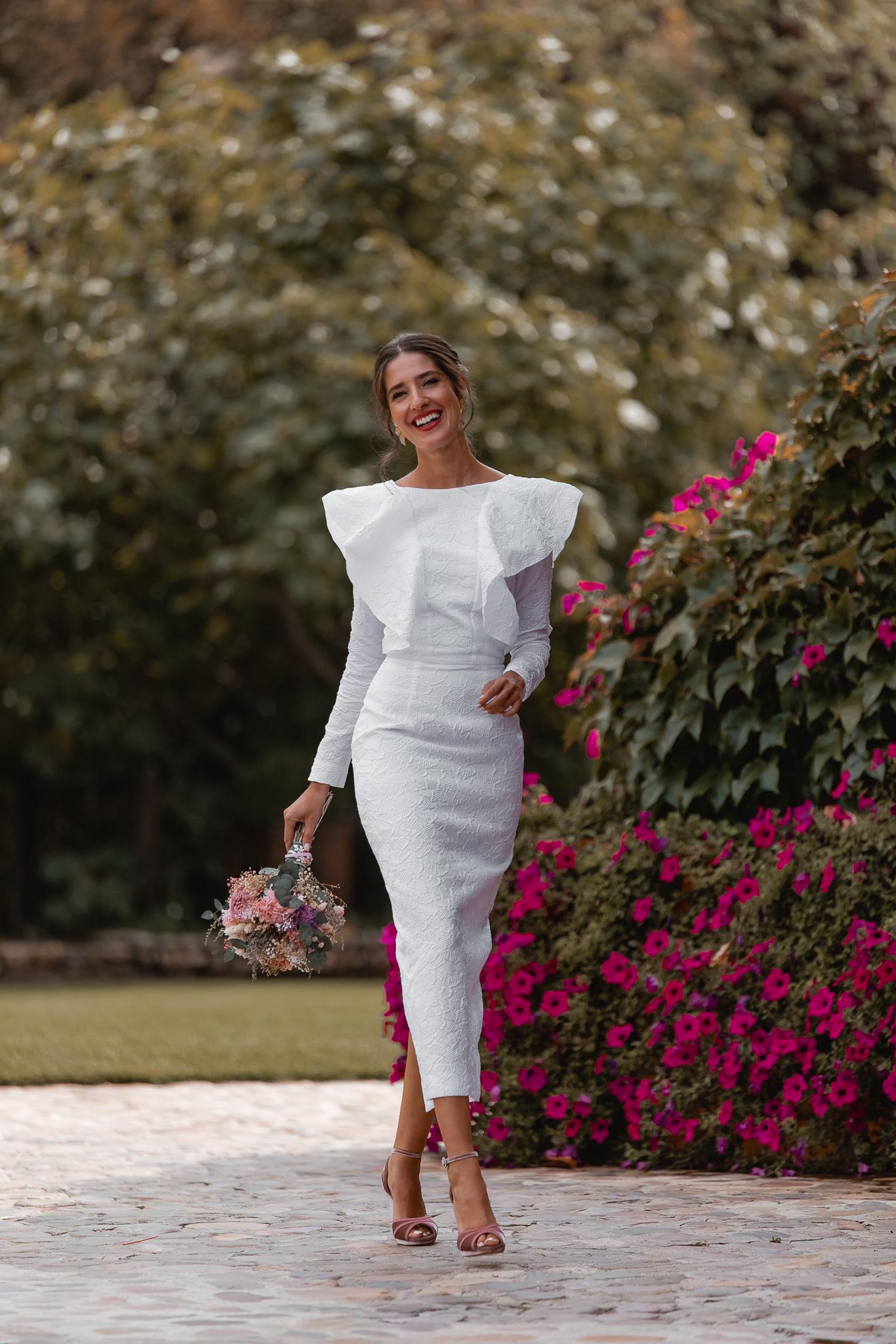 vestido blanco firma juzgado